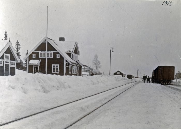16 sj hammerdal 1913
