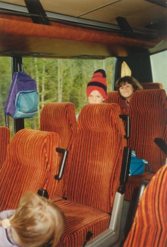192 robin & therese i bussen