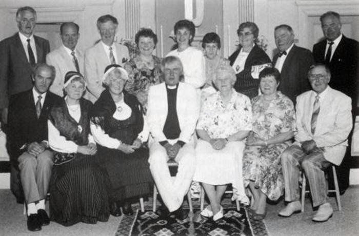 1940-1950 gåxsjö jubileum