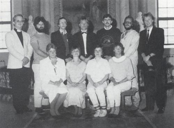1967 hdal jubileum 1987