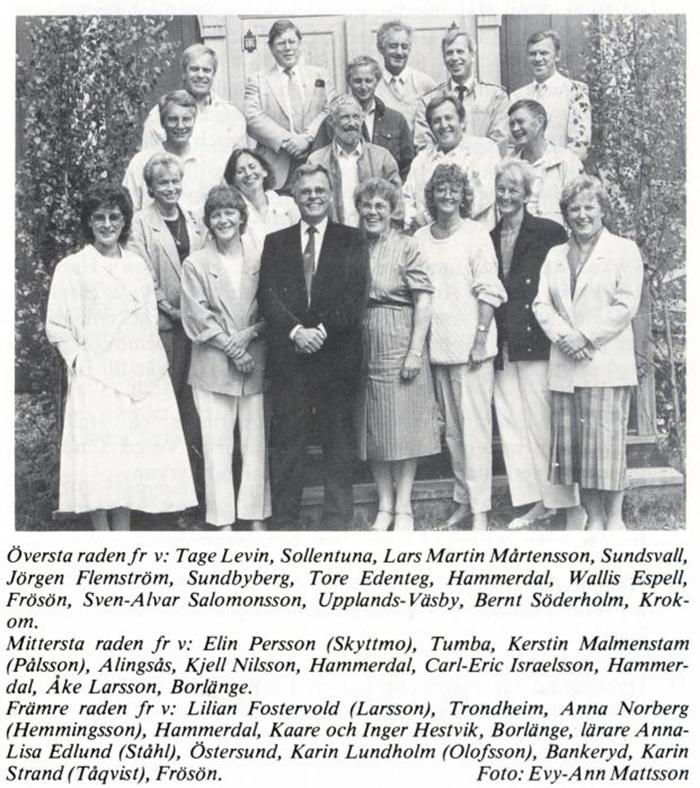20 juli 1986 jubileum realskolan