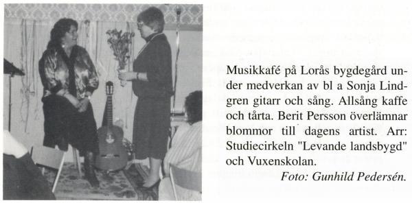 21 mars 1991 lorås