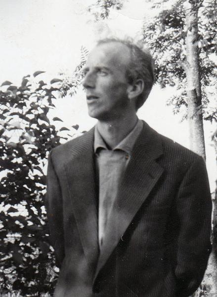 30 pappa mitten av 50-talet