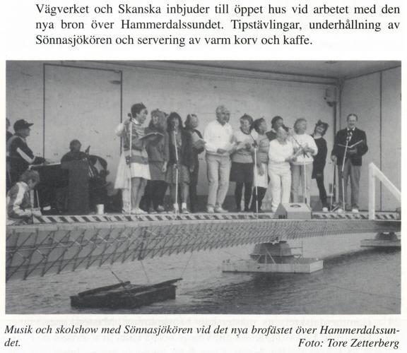 31 augusti 1991 brofästet