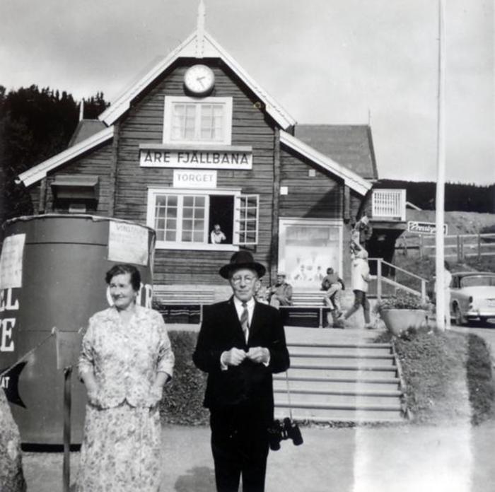 agnes & jonas 1966