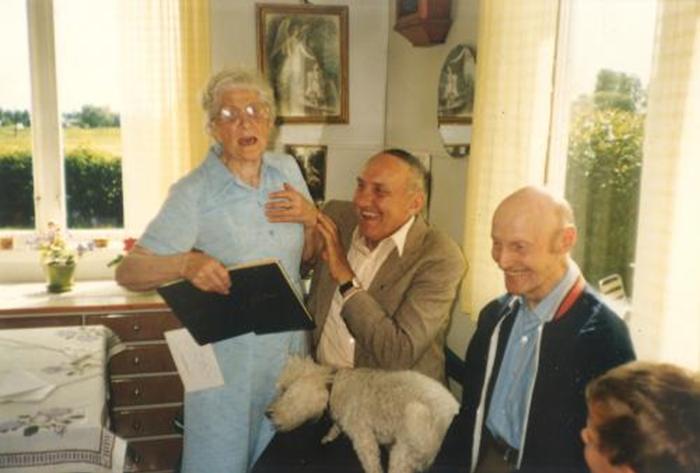 alma, gunnar & georg