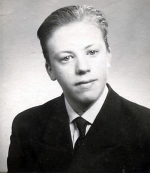 egon lundqvist 50-talet
