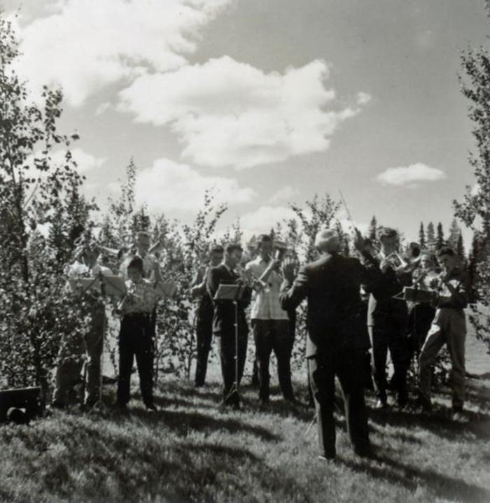 hornorkestern 1958