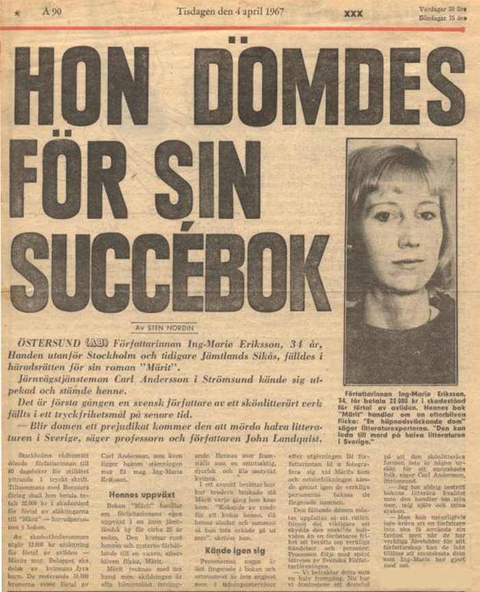 ing marie 1967