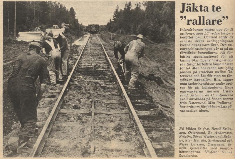 inlandbanan 1976