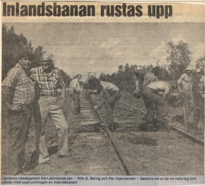 inlandsbanan rustas upp 1976 01