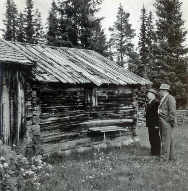jonas j & per i nygåln 1958
