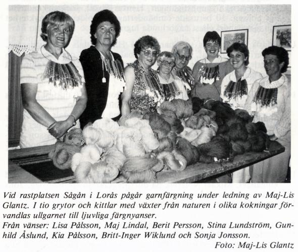 juli 1985 lorås