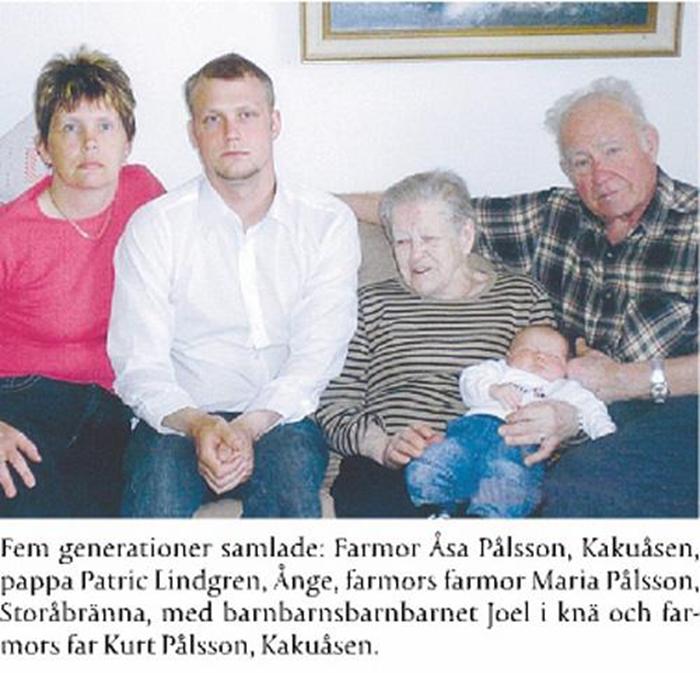 kurt pålsson 5 generationer