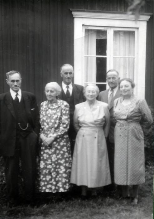 östigårdarna 1957