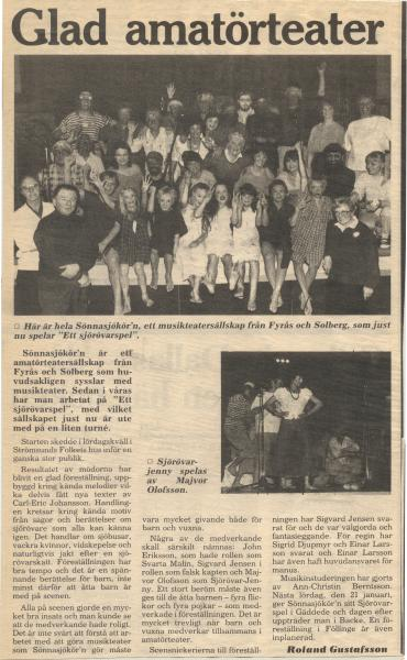 sönnasjökörn 1989