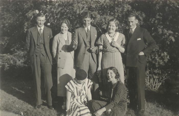 trädgården 1932