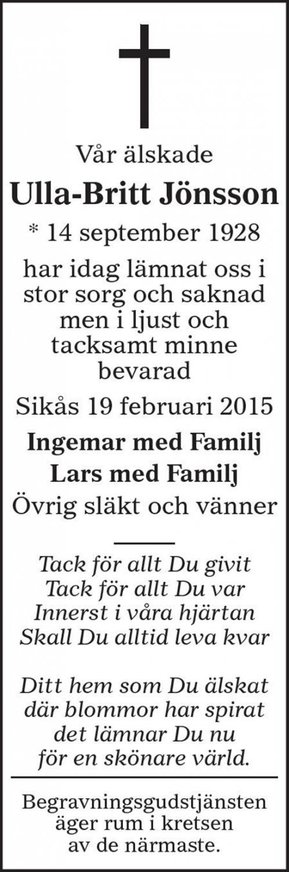 ulla jönsson
